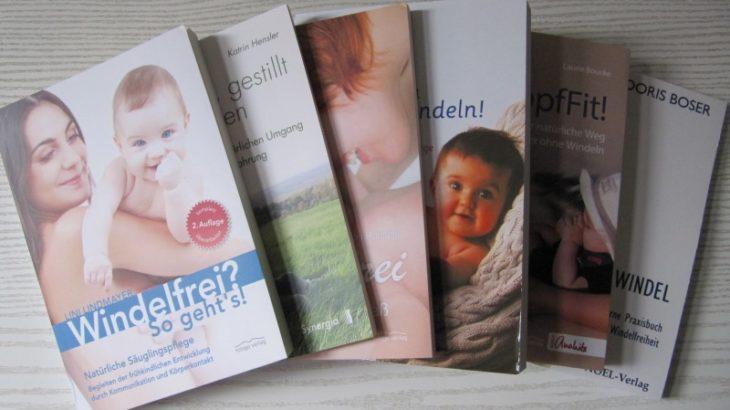 Bücher zum Thema Windelfrei
